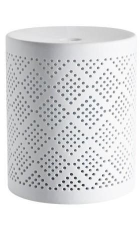 Nobilis Tilia Keramický ultrazvukový difuzér s podbarvením bílý