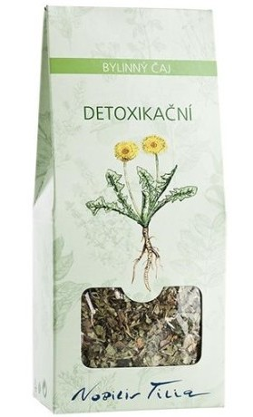 Nobilis Tilia Čaj detoxikační