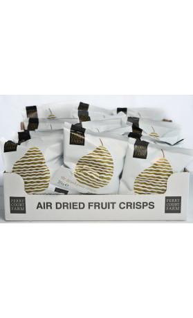 Perry Court Farm Ovocné chipsy - hruškové chipsy