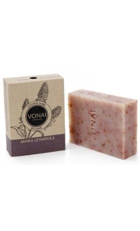 Vonai Přírodní bylinné mýdlo MAROCKÁ LEVANDULE