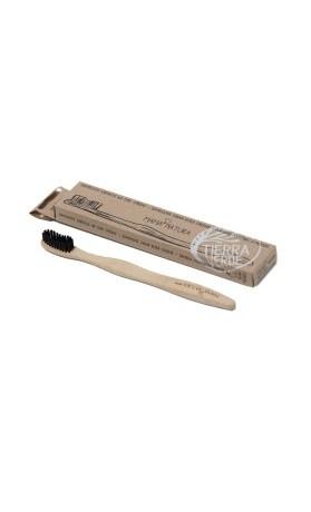 Mama natura Bambusový kartáček na zuby střední - medium