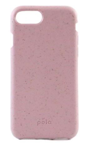 Pela Case Kompostovatelný obal na iPhone 7 / 8 - Rose