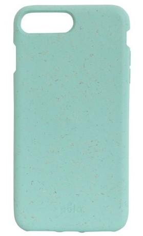 Pela Case Kompostovatelný obal na iPhone 6+ / 6s+ / 7+ / 8+ - Ocean Turguoise