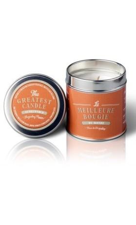 The Greatest Candle Vonná svíčka v plechovce - květ darjeelingu