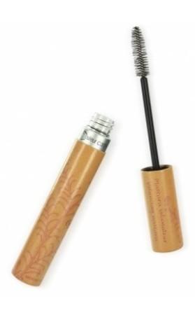 Couleur Caramel Řasenka pro zvětšení objemu č.61 – Black, 9 ml BIO