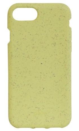 Pela Case Kompostovatelný obal na iPhone 6 / 6s - Sunshine Yellow