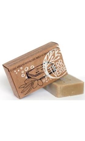 Mama natura Olivové mýdlo na ruce (v krabičce 100 g)