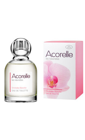 Acorelle Dámská toaletní voda - bílá orchidej