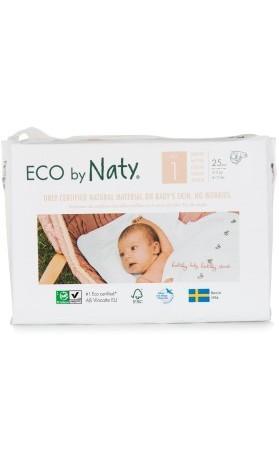 Naty Ekoplenky pro novorozence 1 (2 - 5 kg)