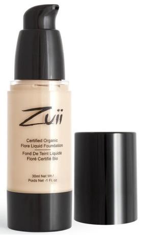 Zuii Organic Bio tekutý make-up Olive Light 30 ml