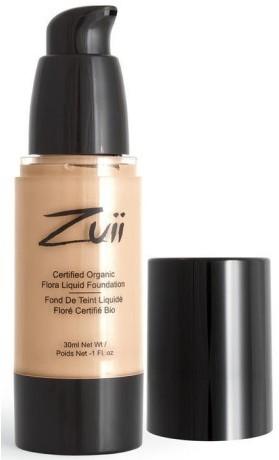 Zuii Organic Bio tekutý make-up Natural Fair 30 ml