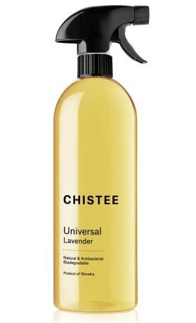 Chistee Universal spray - přírodní univerzální čisticí prostředek s vůní Levandule 1050 ml