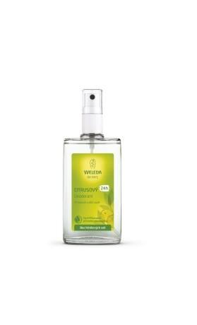 Weleda Citrusový deodorant ve spreji s 24h účinkem bez obsahu hliníkových solí