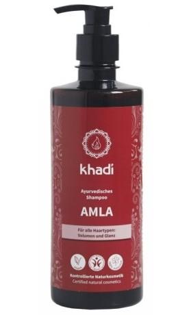 Khadi šampon AMLA pro objem a lesk