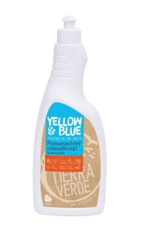 Yellow&Blue Pomerančový odmašťovač – koncentrát