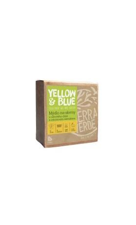 Yellow&Blue Olivové mýdlo s citronovým extraktem na skvrny