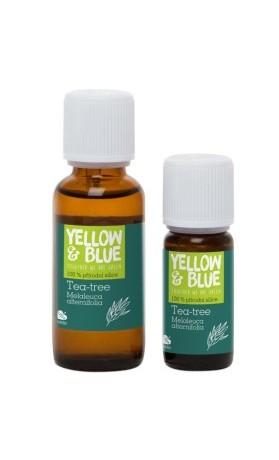 Yellow Blue Silice Tea-Tree
