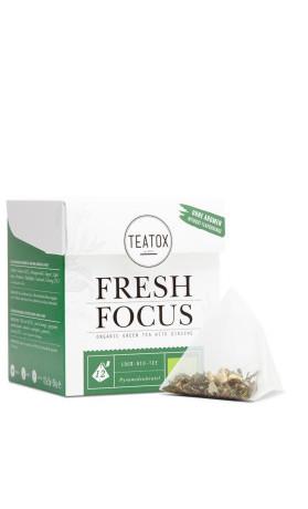 TEATOX Fresh Focus - čajové sáčky 12x2g EXP 2/2020