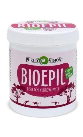 PURITY VISION BioEpil - Depilační cukrová pasta