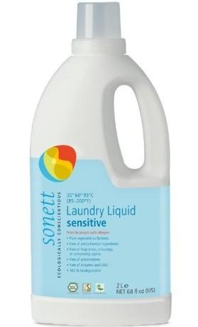 SONETT Prací gel SENSITIVE