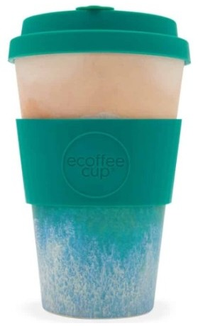 Ecoffee Cup Bambusový kelímek na pití Porthcurno