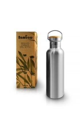 Bambaw Nerezová termoska na vodu 750 ml