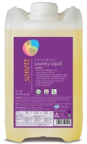 SONETT Prací gel univerzální na bílé a barevné prádlo