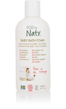 Eco by Naty Dětská ECO pěna do koupele
