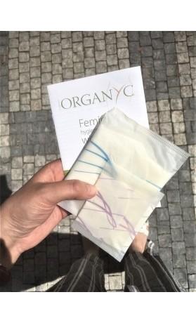 Organyc Hygienické vložky z bio bavlny 2 ks na zkoušku