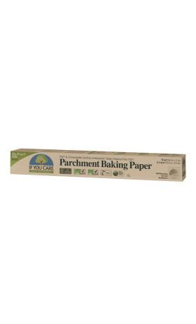 IF YOU CARE  Pergamenový nebělený pečící papír role 6,5 m