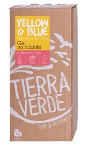 Yellow&Blue Gel na nádobí (bag-in-box 2 l)