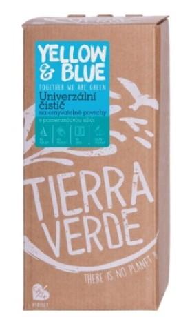Yellow&Blue Univerzální čistič pomeranč (bag-in-box 2 l)