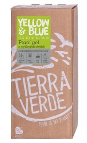 Yellow&Blue Prací gel sport (bag-in-box 2l)