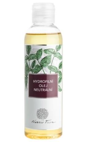 Nobilis Tilia Hydrofilní olej Neutrální