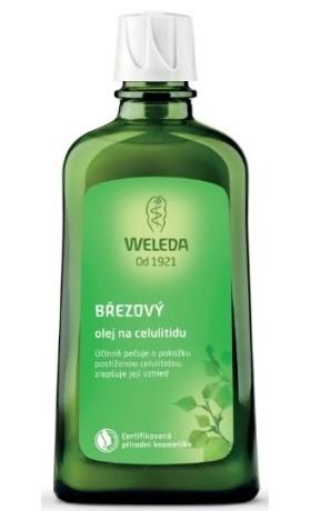 Weleda Březový olej na celulitidu