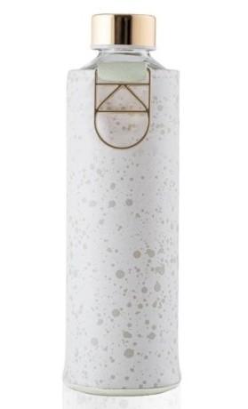 Equa Skleněná lahev z borosilikátového skla MISMATCH Essence