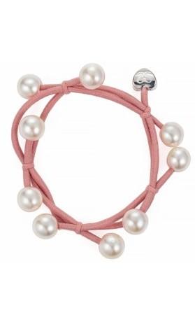 byEloise Gumička Pearl Cluster Champagne Pink