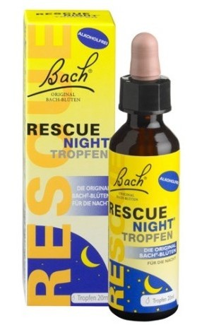 Dr. Bach Rescue® Night kapky