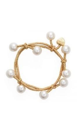 byEloise Gumička Pearl Cluster Gold