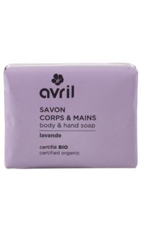 Organické mýdlo Provence s levandulí Avril 100 g