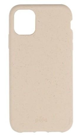Pela Case Kompostovatelné pouzdro na iPhone 11 - Sea Shell