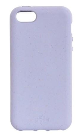 Pela Case Kompostovatelné pouzdro na iPhone SE / 5 / 5s - Lavander