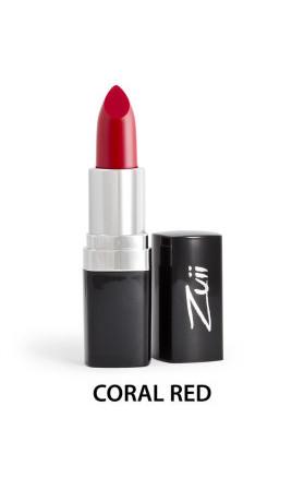 Zuii Organic Bio rtěnka - Coral Red