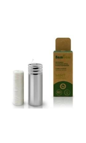 Bambaw PLA kukuřičná škrobová dentální nit