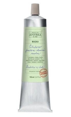 Havlíkova přírodní apotéka Cibulovo fazolová vlasová maska