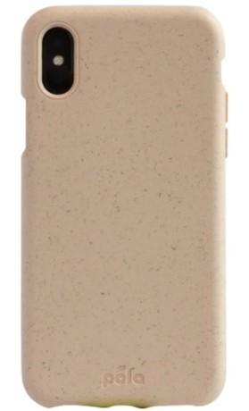 Pela Case Kompostovatelný obal na iPhone XR - Sea Shell