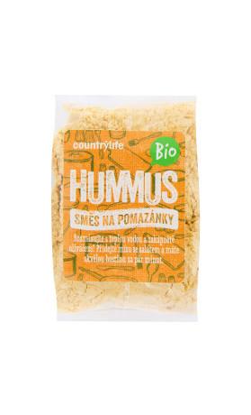 Hummus směs na pomazánky 200g BIO   COUNTRYLIFE