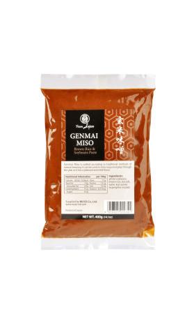 Miso genmai hnědá rýže 400g   MUSO