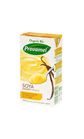 Dezert sójový vanilkový 525g BIO   PROVAMEL