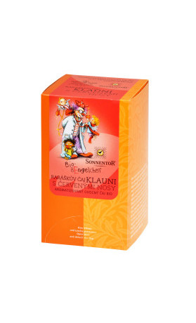 Čaj Raráškův klauni 40g BIO   SONNENTOR